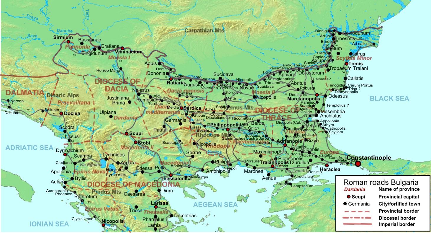 Origin Of Origin Rimskite Ptisha V Blgariya 7